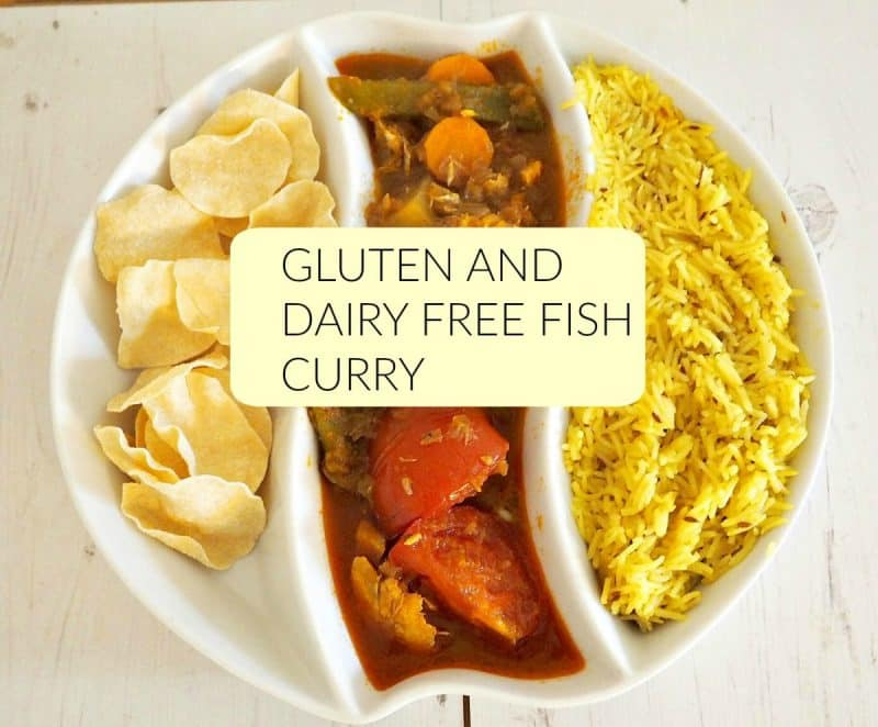 Gluten and Dairy Free Fish Pie: syn free, low residue, low ...