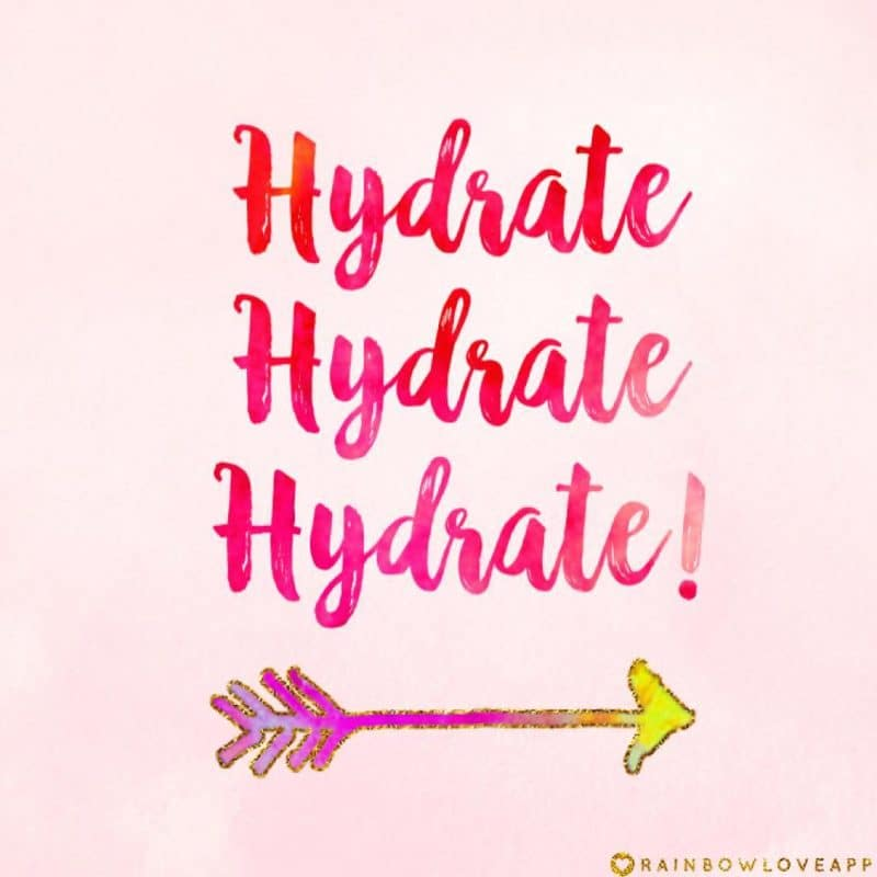 How to stay hydrated with inflammatory bowel disease