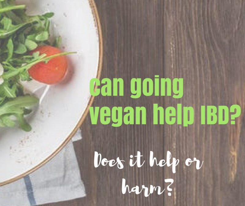 can vegetarian diet help ulcerative colitis