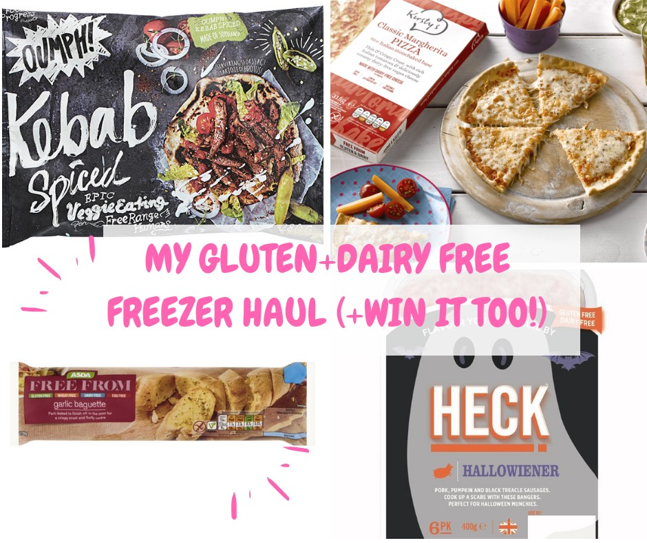 10 Gluten And Dairy Free Foods That Are Always In My Freezer
