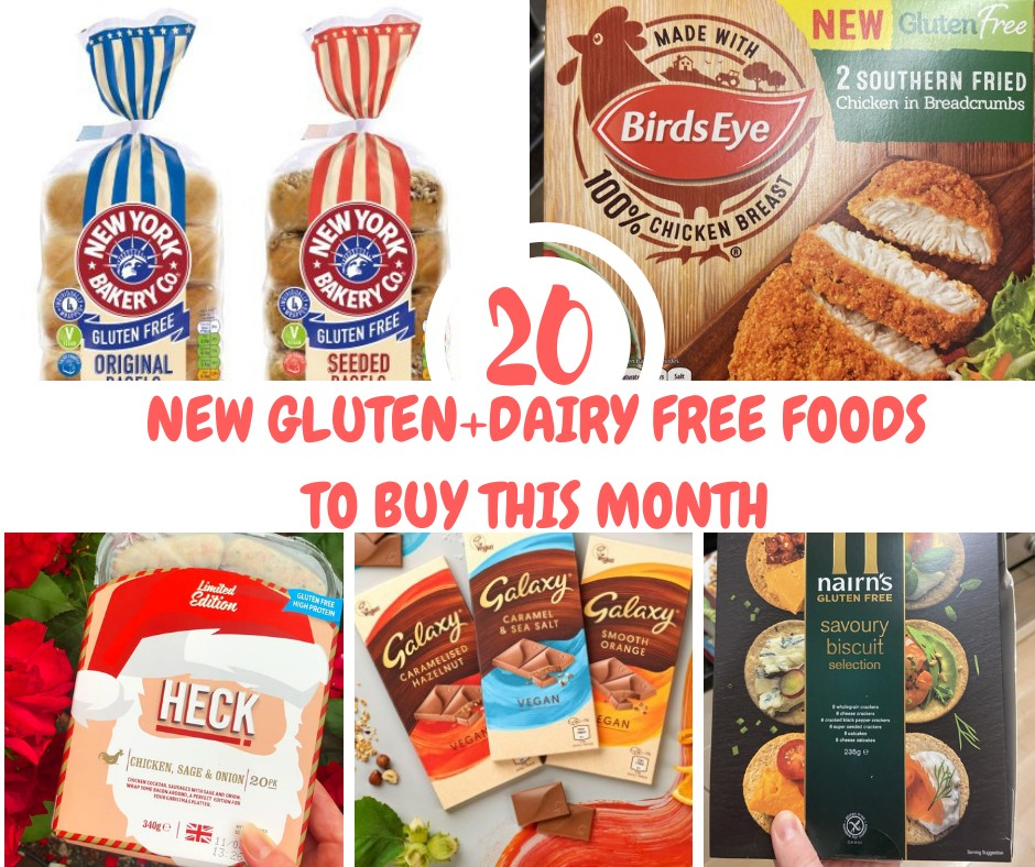 20 New Gluten And Dairy Free Foods To Buy This This November